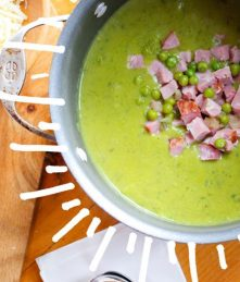 Ham and Pea Soup recipe