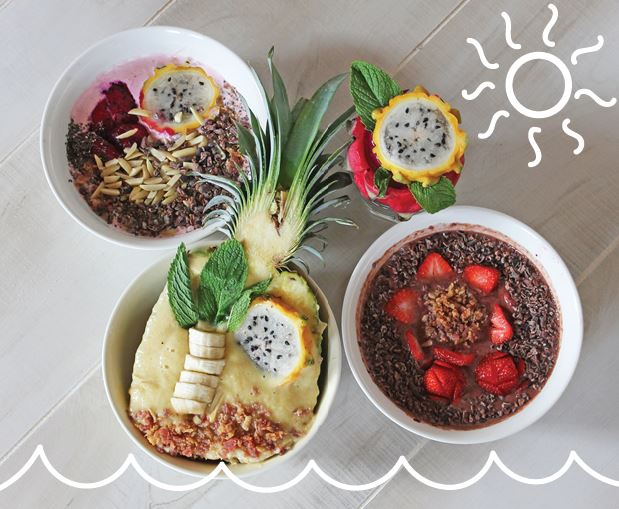 Bacon Smoothie Bowls